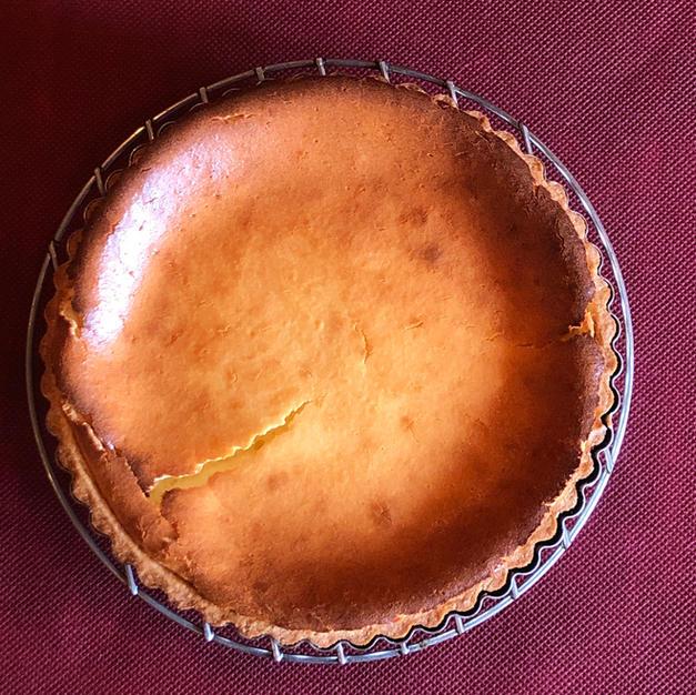 アルザス風チーズケーキ