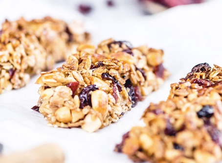 Quick & Healthy Snacks Class Recipes