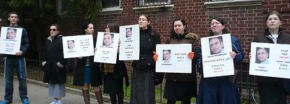 David Nahmmany, Nahmanny, ORA, abuse, get refusal, seruv, beit din,