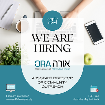 Assistant Director of community outreach