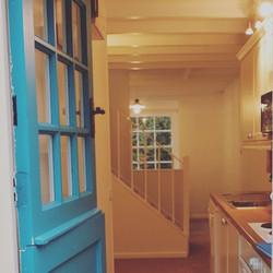 Entering the Kitchen