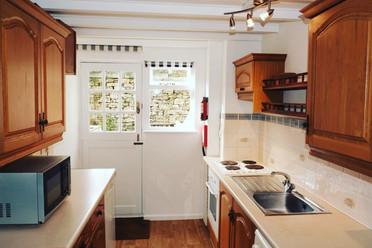 Holiday Cottage Kitchen