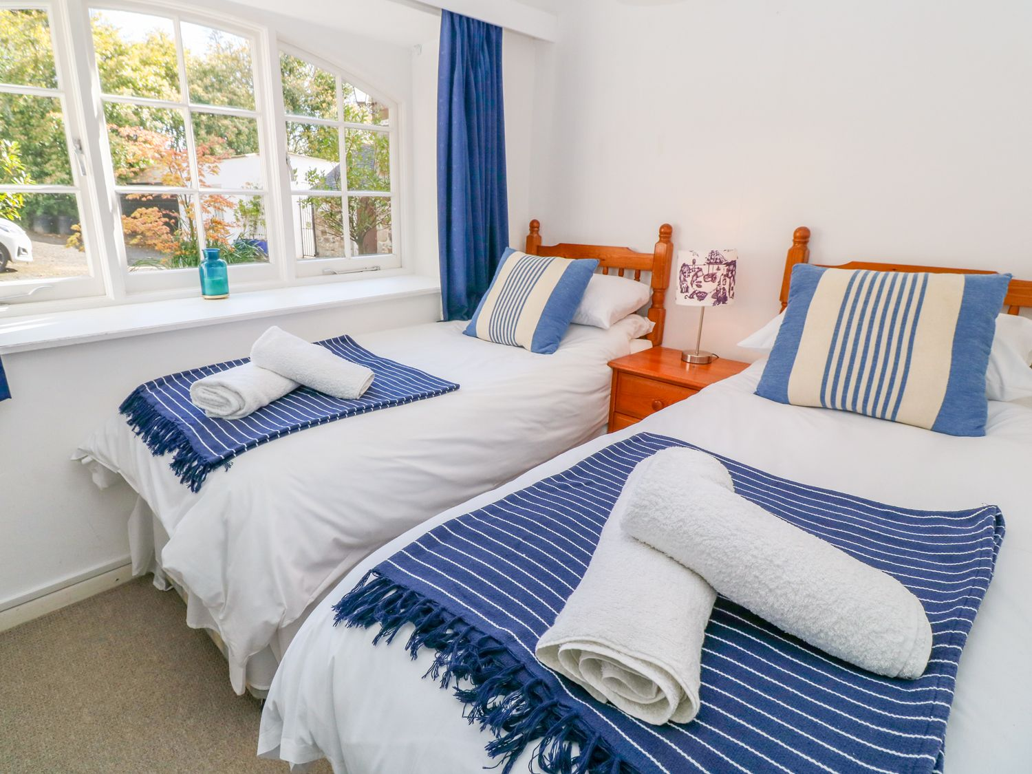 Gunwalloe_Holiday_Cottage_Twin_Room