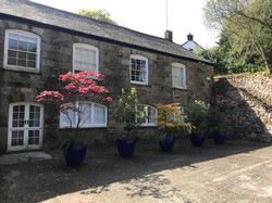 Rear of the Cottages