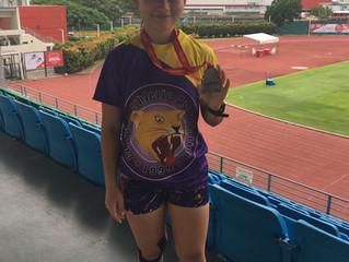 Cougars @ Singapore National Games & Shape Run 2018