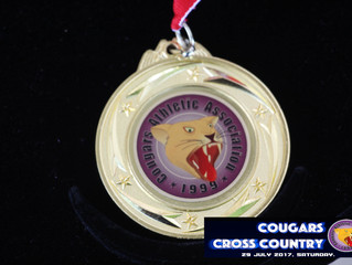 Latest Updates on Cougars Cross Country 2018 & Early Bird Registration Ends in 9 Days' Time!