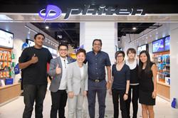 Phiten Singapore's Grand Opening