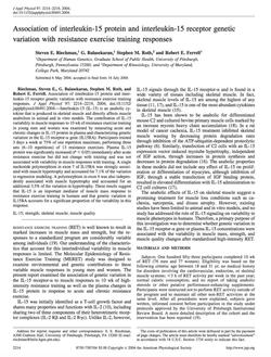 Interleukin-15 Protein