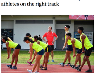 SAA VP Training & Selection: Dr. Bala - SEA Games Boost for Athletics with 1st Technical Directo
