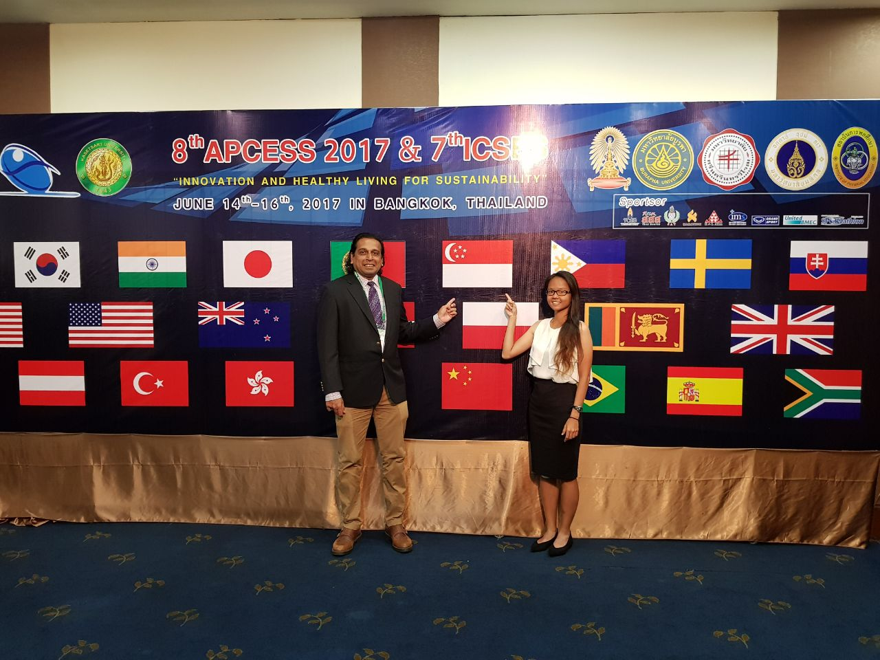 The 8th APCESS Conference 2017