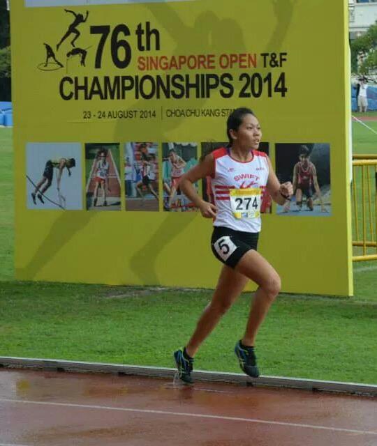 Singapore Open 2014