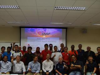 IAAF-NIE/NTU Chief Coach Youth Academy in Singapore