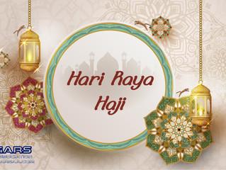 Happy Hari Raya Haji