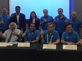 Singapore Athletics - Dawn of a New Era