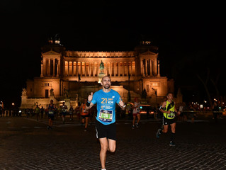 Cougars at Mezza Maratona di Roma 2018
