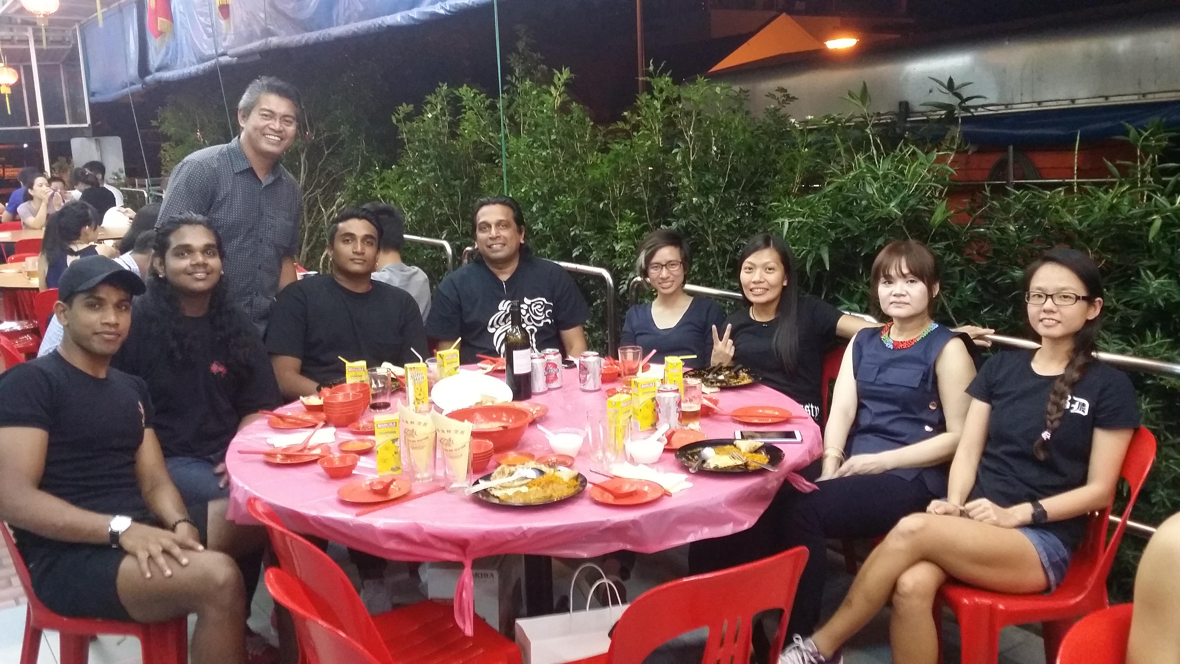 Get-together Dinner