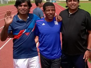 Additional Blogposts - Dr. Bala as Former National Athlete and SEA Games 2015 Team Manager
