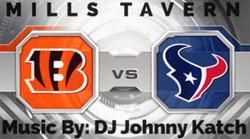 Mills Tavern Football Thursday
