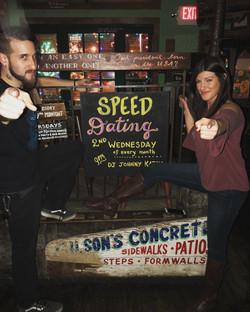 Johnny Macs Speed Dating 3