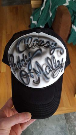 Airbrush Hat 2
