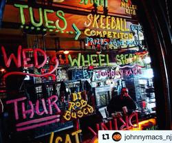 Johnny Macs Shot Wheel