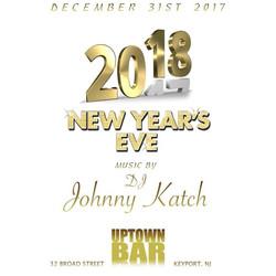 Uptown Bar NYE 2018