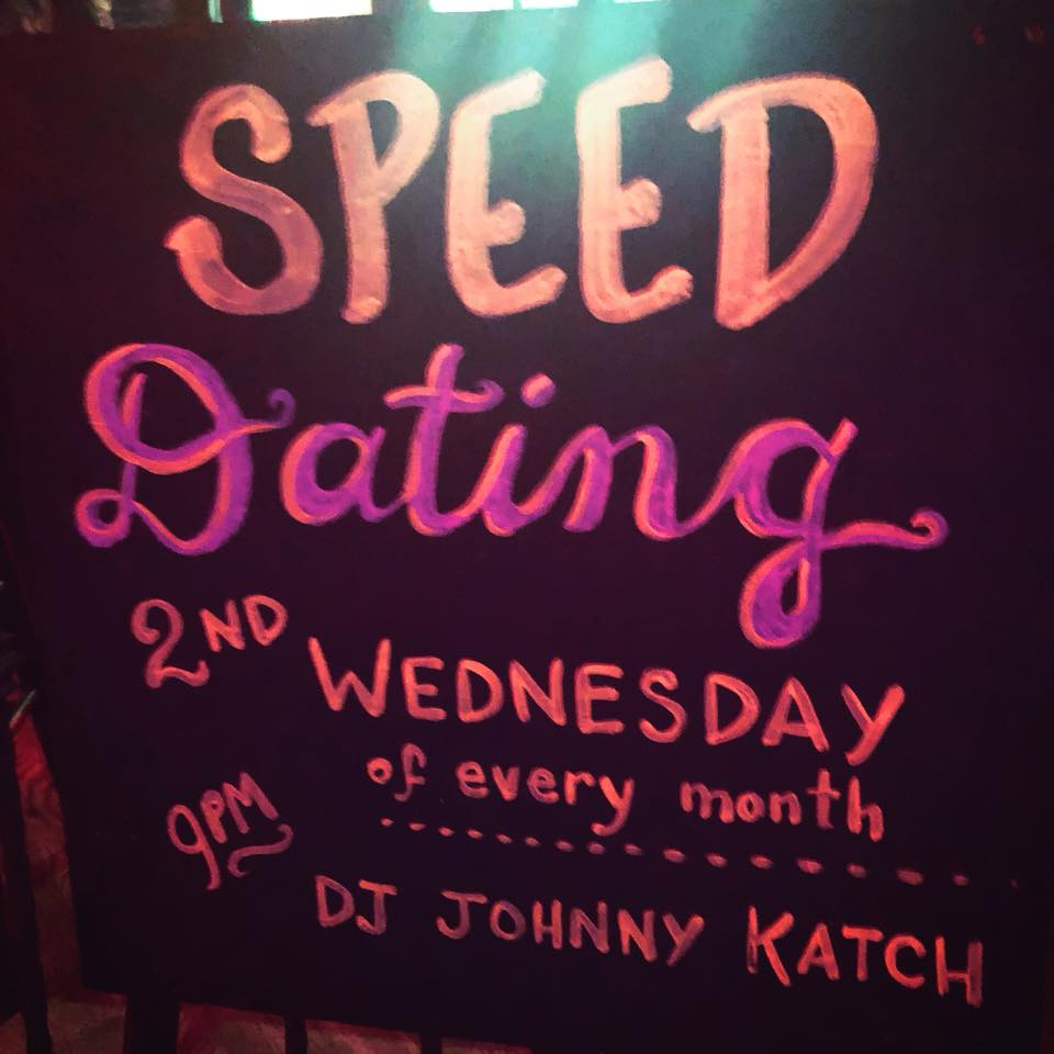 Johnny Mac_s Speed Dating 1