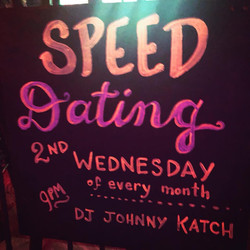 Johnny Mac_s Speed Dating 1