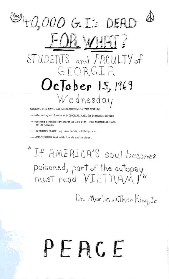 Protest- vietnam war (1968-1972) page 3.