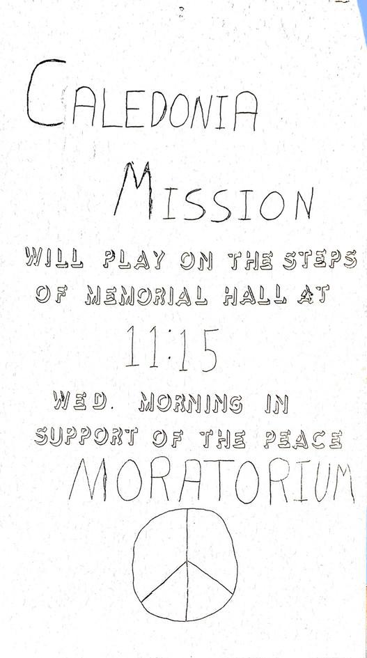 Protest- vietnam war (1968-1972) page 1.