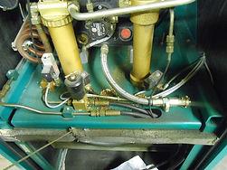 air respirable haute pression L&W Lenhardt und Wagner compresseurs Belgique plongée paintball panneaux de remplissage rampes de remplissage stations de remplissage bouteilles tampon 50 litres