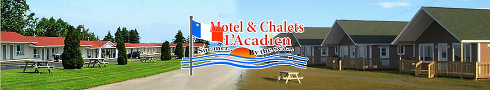 Motel Acadien | Welcome