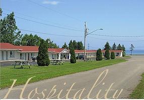 Motel Acadien | Hospitality