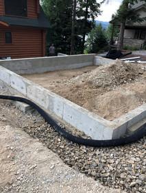 French drain garage pad.jpg