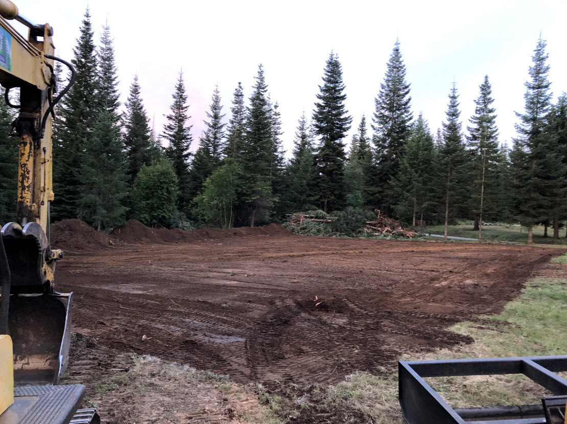 Cleared Building Pad.jpg