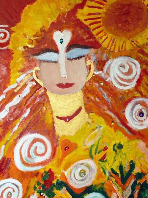Heliana Goddess of Beauty