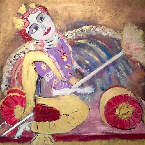 Krishna and His Miracle Wand