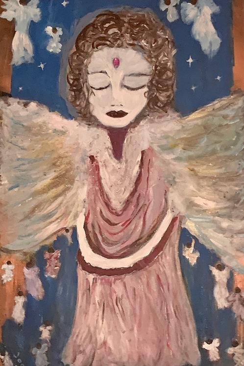Angel of Peace & Restoration