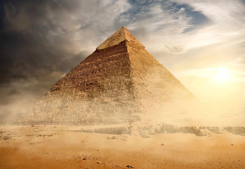 Great Pyramid of Giza 1