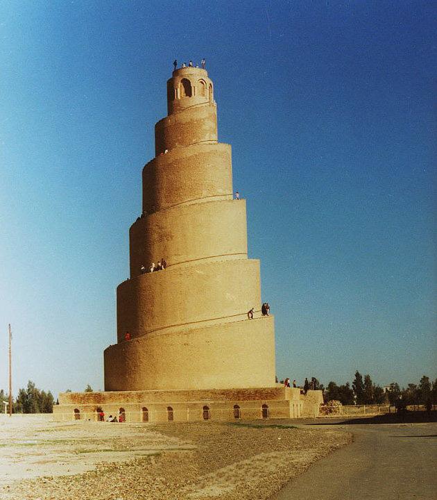 The-Great-Mosque-of-Samarra-Iraq