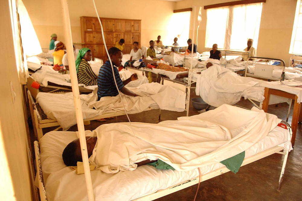 Panzi Hospital in DR Congo