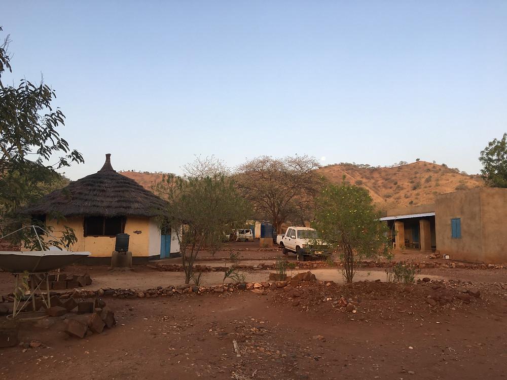 Camp in Kauda