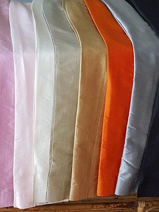 Italian Pants Raw Silk