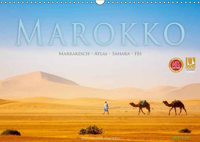 Morocco Calendar