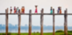 U-Bein Bridge Myanmar