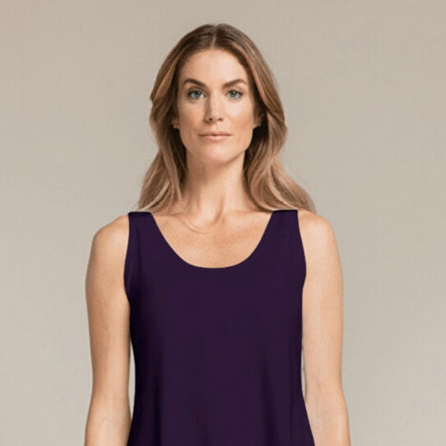 21120RG Go to Tank Relax Plus Size