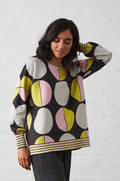 Magic Circle Sweater