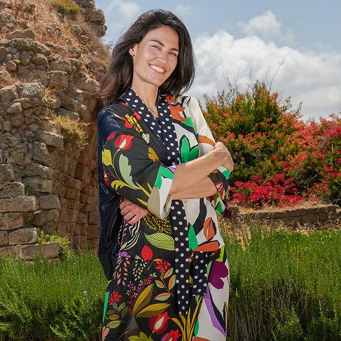 Alembika Mixed Media Kimono
