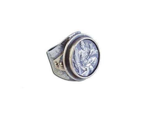 Karyn Chopik Athena Ring