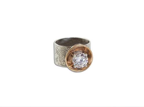 Karyn Chopik Champagne Ring